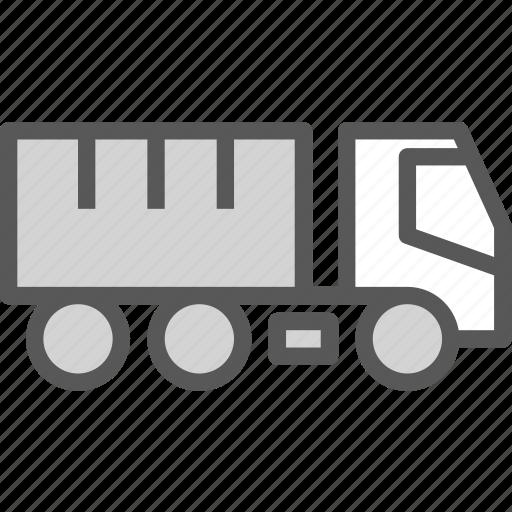 build, car, truck icon
