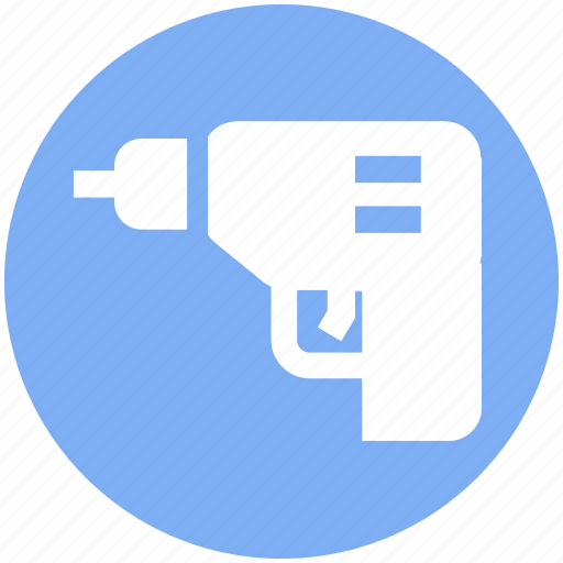 Construction tool, dig machine, drill, drill machine, drilling machine icon - Download on Iconfinder
