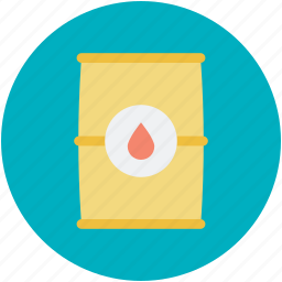 fuel container, fuel drum, oil can, oil container, oil drop icon