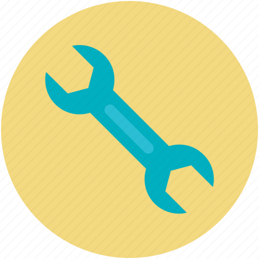 configuration, garage tool, mechanic, repair tool, spanner, wrench icon