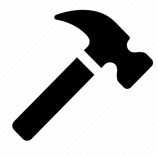 claw hammer, hammer, watchkit icon