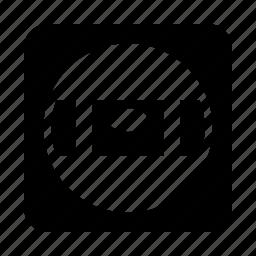 exact, flush, horizontal, level, levelled, straight, watchkit icon