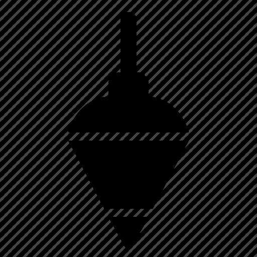 plumb, plumb line, plumbline, straight, vertical, watchkit icon