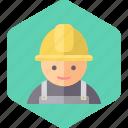 worker, construction worker