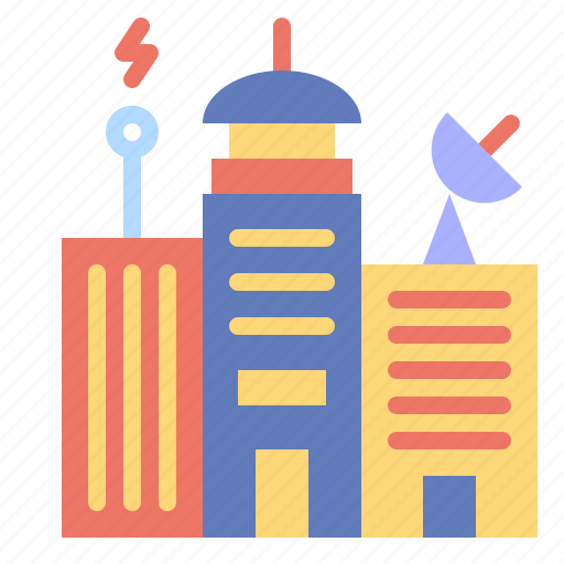 Architecture, building, city, construction, skyline icon - Download on Iconfinder