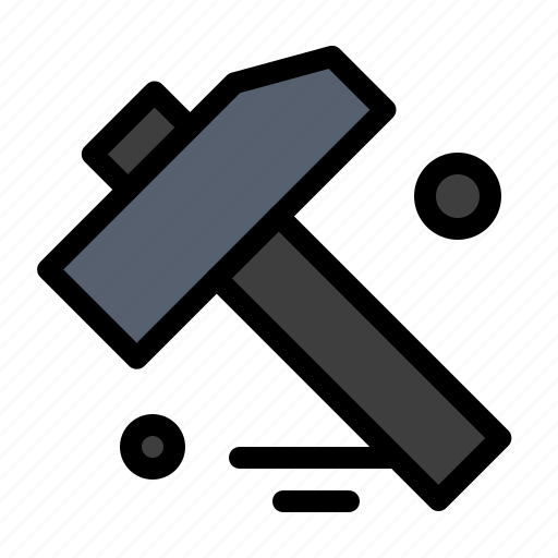 Construction, hammer, tool icon - Download on Iconfinder