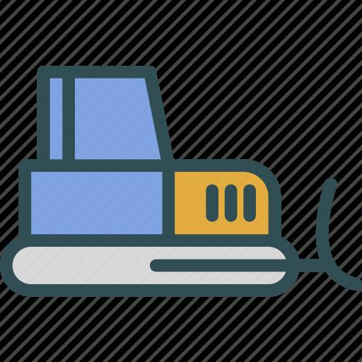 building, heavytracks, machine, road icon