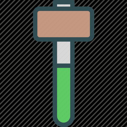 instruments, manual, nails, rubhammer, tool, work icon