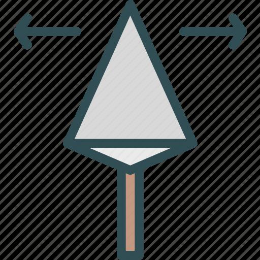 builder, refine, tool, towel, worker icon
