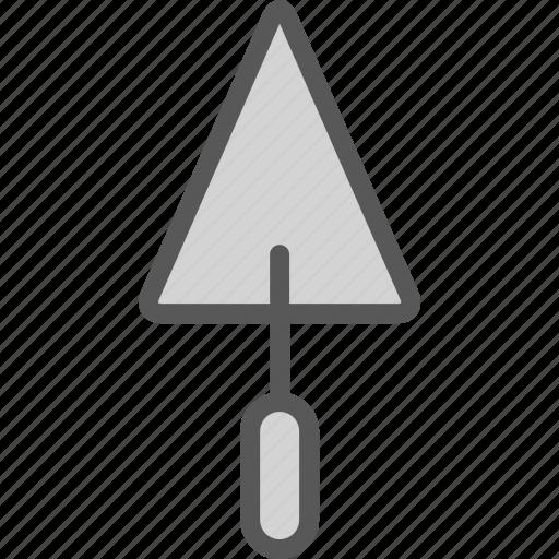builder, tool, triangletowel, worker icon