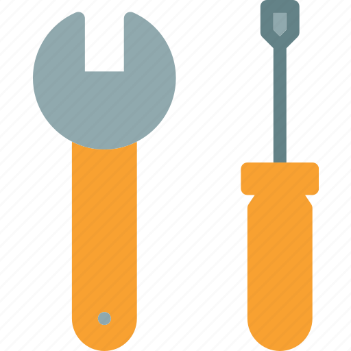 electrician, mechanicandkey, skewdriver, tool icon