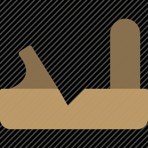 finish, tool, wood icon