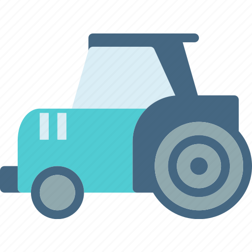 agriculture, earth, tractor, truck, work icon