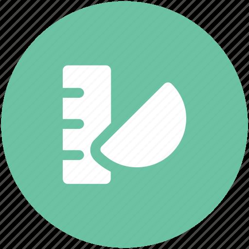 angle tool, drawing tool, geometry, measure, ruler, triangular icon