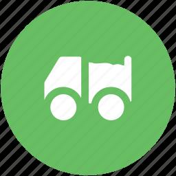 concrete van, concrete vehicle, construction vehicle, transport icon