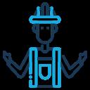 building, construction, industry, worker