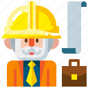 architect, builder, business, construction, contractor, engineer, professional