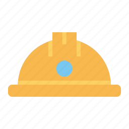 civil, construction, helmet, onsite, protection, safety, tool icon
