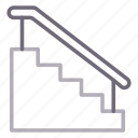 building, construction, ladder, staircase, tools