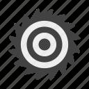 blade, circular, cut, cutter, cutting, saw, tool icon