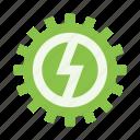building, cogwheel, configuration, construction, electricity, gear, settings