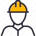builder, construction, constructor, worker