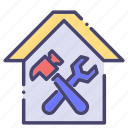 building, construction, industry, maintenance icon