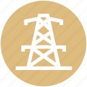 construction, electric, high, industry, tower, voltage