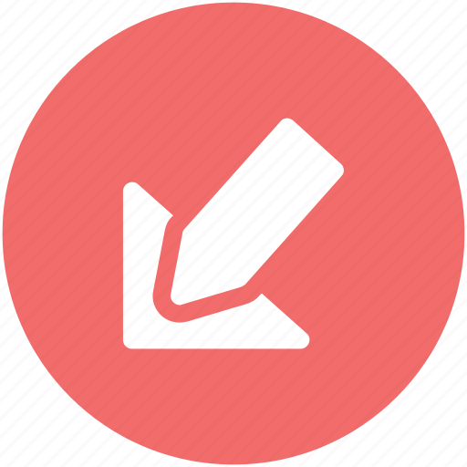 compose, copywriting, draw tool, edit, pen, pencil icon