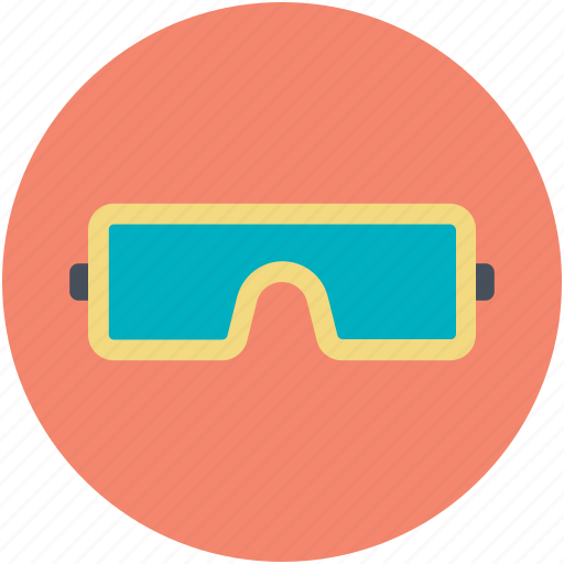 safety glasses, technician goggles, vision, welding glasses, welding goggles icon