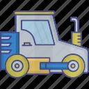 cement truck, concrete truck, concrete vehicle, construction truck, construction vehicle icon