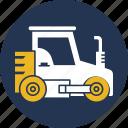 concrete vehicle, construction truck, concrete truck, cement truck, construction vehicle icon