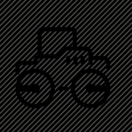 asphalt, asphalt compactor, asphalt rink, compactor, rink icon