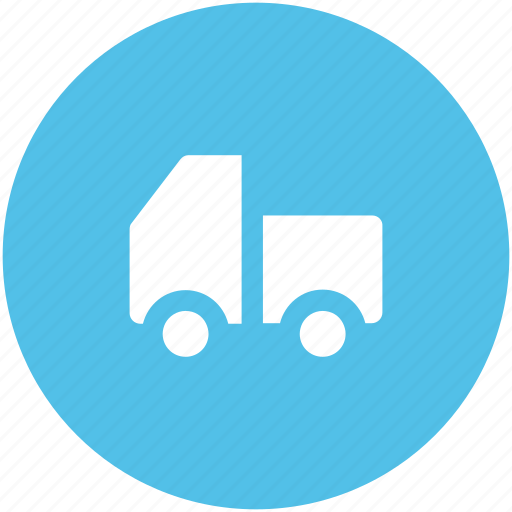 delivery, delivery van, sedan delivery, van, vehicle icon
