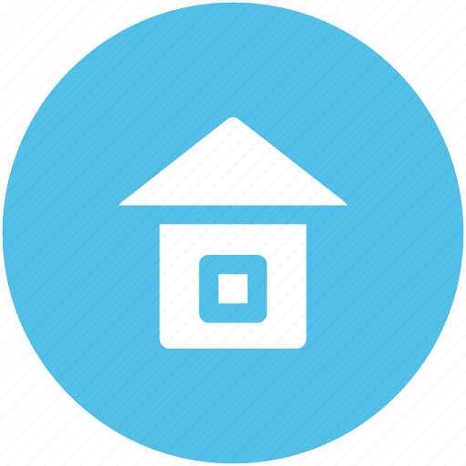 building, building construction, home, home construction, house, hut, village icon