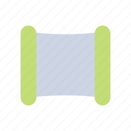 construction, paper, plan, planning, project, target icon