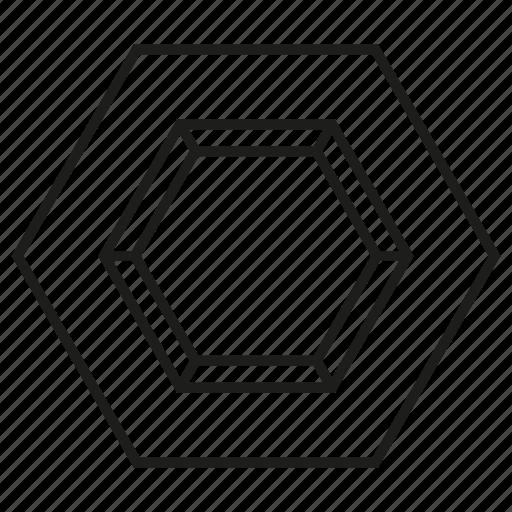 bolt, tool icon