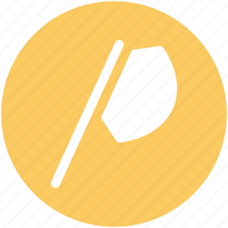 ax, axe, chopping, cutting, gardening tool, working tool icon