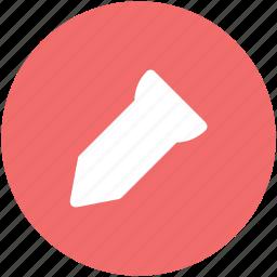 bolt, bolt tool, hardware, nut, screw bolt, tighten screw icon