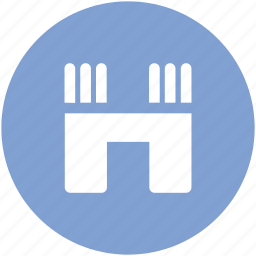 apartment, factory, industrial building, industry, manufacturing plant, mill, property icon