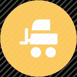 buggy, buggy construction, cart, concrete buggy, concrete cart icon