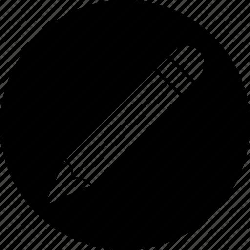create, edit, pen, pencil, write icon