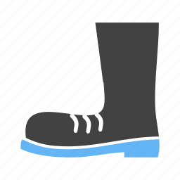 boots, construction, engineer, safety, shoes, worker, working icon