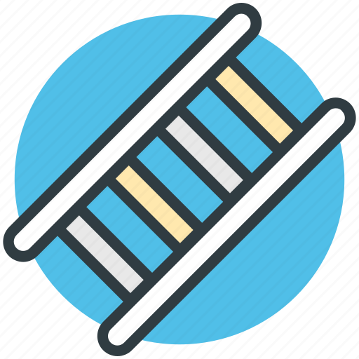 Construction ladder, ladder, staircase, stairs, wood stairs icon - Download on Iconfinder