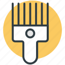 brush, color tool, paint brush, painting, painting brush icon