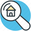 building, house, search home, location, search real estate