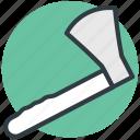 axe, grim tool, pickaxe, reaper, sythe tool icon