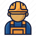 architecture, construction, constructor, engineer, industry, labor, worker icon