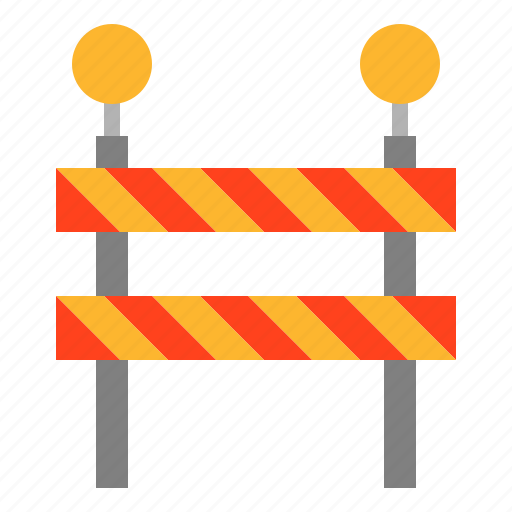 Barrier, construction, tool icon - Download on Iconfinder