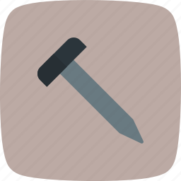 nail, screw icon